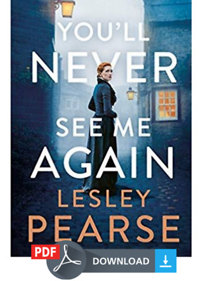 You'll Never See Me Again by Lesley Pearse 2019