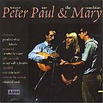 PETER PAUL AND MARY - WEAVE ME THE SUNSHINE - CD ALBUM our ref 1568