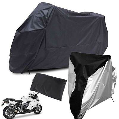 190T Nylon Waterproof Bike / Bicycle Scooter Cover Rain Snow Dust UV Protector