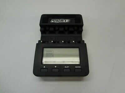 MAHA MH-C9000 PowerEX Battery Charger *Tested See Notes*