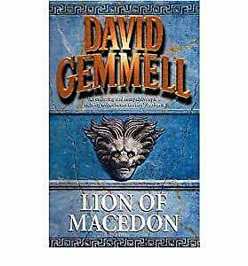 Lion of Macedon, Gemmell, David, Used; Acceptable Book