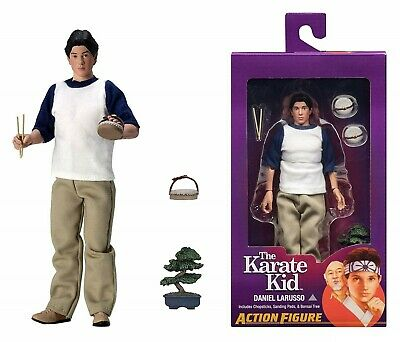 "The Karate Kid Daniel Larusso 8"" Clothed Action Figure NECA"