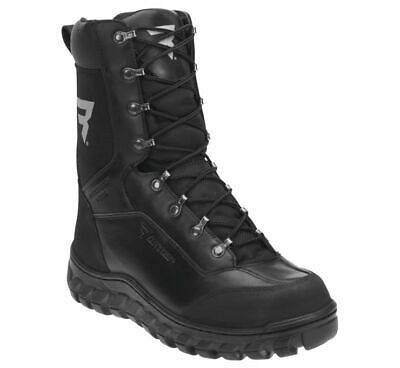 Bates Men's Crossover Motorcycle Riding Boots Black
