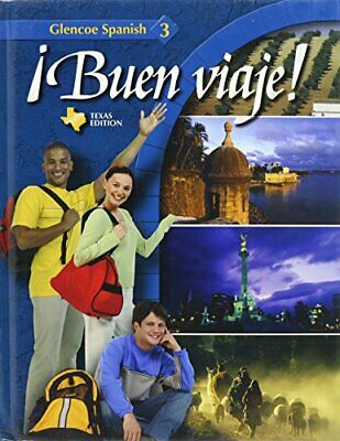 Buen Viaje!, Level 3, Texas S (Spanish and English Edition) by Schmitt, Conra…