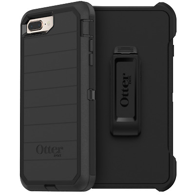 OtterBox Defender Pro Modular Rugged Case W/ Belt Clip for iPhone 8 Plus 7 Plus