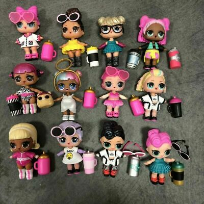 LOL Surprise series 1 2 3 big sister sugar spice with accessories dolls as pic