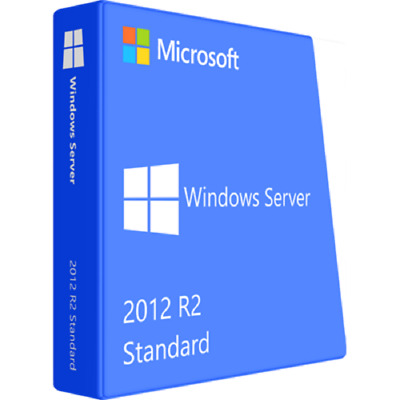 Windows Server 2012 R2 Standard Genuine License Key and Download