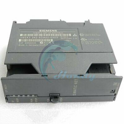Used Siemens PLC 6GK7342-5DA02-0XE0 Tested free shipping