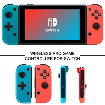 UK Wireless Pro Joy-Con Game Controller Nintendo Switch Console Gamepad Joypad