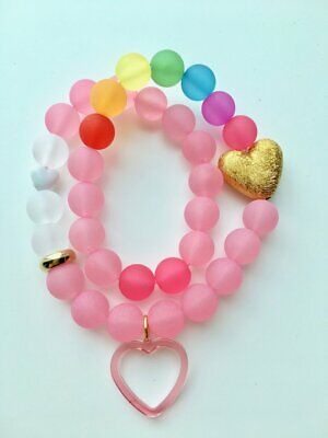 Redbobble - Open Hearted Love Necklace