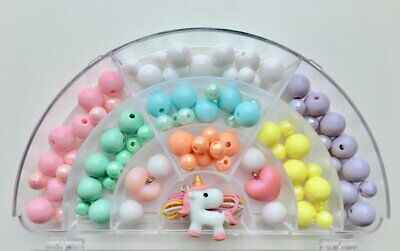 Redbobble - Pastel Arch with Unicorn Bobble It Yourself Kit