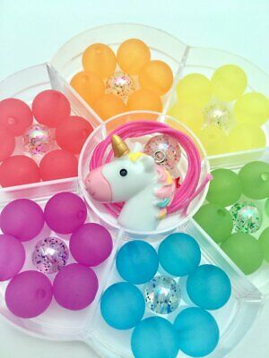 Redbobble - Flower with Unicorn Bobble It Yourself Kit
