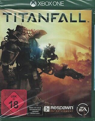 Titanfall [Microsoft Xbox One Region Free Full English Gameplay Mech Shooter]