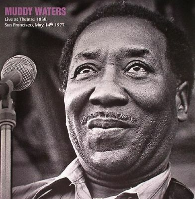 Muddy Waters - Live in San Francisco 1977 - NEW SEALED 180g VINYL!