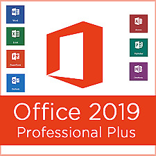 Microsoft Office 2019 Updated April 2019 activated