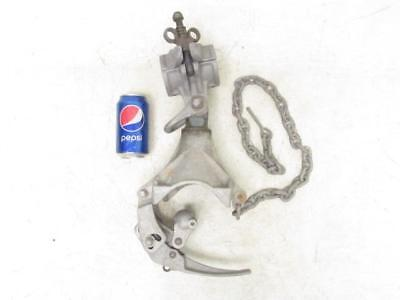 """Hubbell A.B. Chance Pole Type Saddle & Tightener 2-1/2"""" Clamp"""