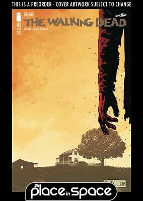 (Wk31) The Walking Dead #193 - 2Nd Printing - Preorder 31St Jul