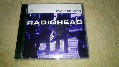 Radiohead ‎– My Iron Lung. CD EX. Atoms for Peace, 7 Worlds Collide
