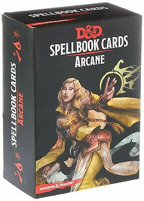 DUNGEONS & DRAGONS Spellbook Cards: Magical Items (292 cards) Cards