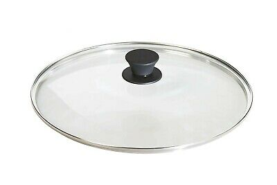 Lodge Tempered Glass Lid (12 Inch) – Fits Lodge 12 Inch Cast Iron Skillets