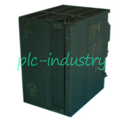Siemens Used 6ES7 336-1HE00-0AB0  PLC Analog Module 6ES73361HE000AB0 Tested Good