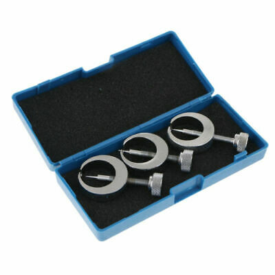 AM_ FJ- 3Pcs Metal Metal Pressure Gauge Dial Pointer Lifter Repair Tool