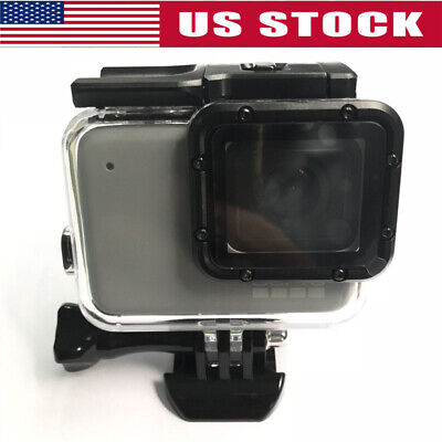 Waterproof Case for GoPro- Hero 7 GoPro- underwater Dive Housing Shell Cover HOT