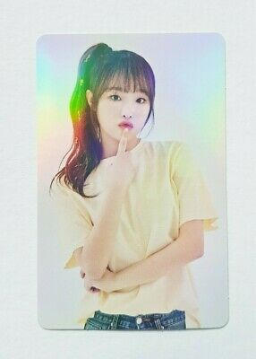 IZ*ONE Choi Yena Photocard - Official IZ*ONE 1ST CONCERT [EYES ON ME] IN SEOUL