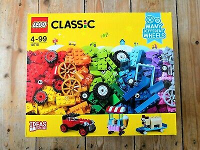 LEGO 10715 Classic Bricks on a Roll Construction Set Toy Kids Gift Set Pack New