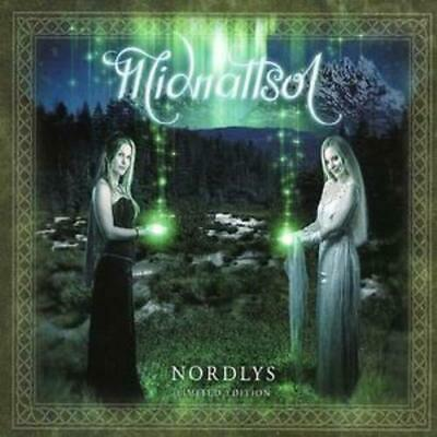 Midnattsol : Nordlys [limited Edition Digipak] CD (2008) FREE Shipping, Save £s