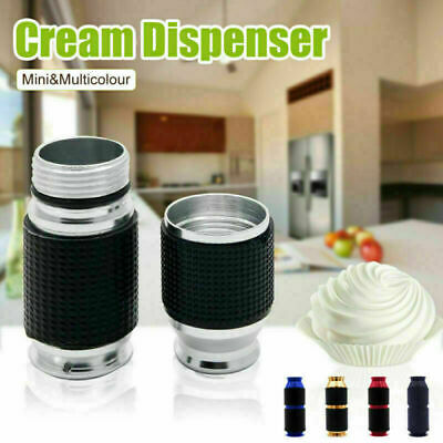 Nang Cracker Cream Whipper Dispenser Charger Bulb Charger Gripped Whipped Cream