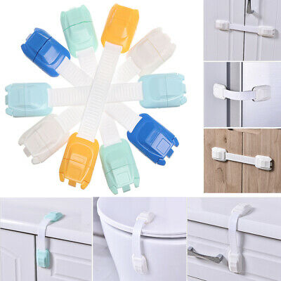 Multi-function Baby Safety Lock Toddler Kids Children Protector Wardrobe Door