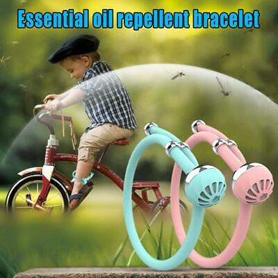 Anti Mosquito Pest Insect Bug Repeller Repellent Wrist Band Bracelet Summer MY