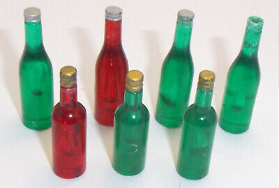 Bottles x 7 Sylvanian Families Calico Critters Epoch