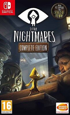 Little Nightmares - Complete Edition (Switch)  BRAND NEW AND SEALED - IN STOCK