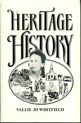 Heritage History by Whitfield, Vallie Jo Fox