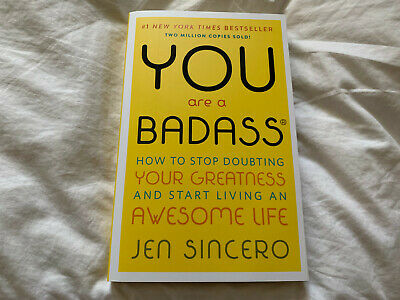YOU are a BADASS by Jen Sincero (Paperback)
