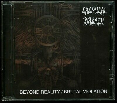 Chemical Breath Beyond Reality / Brutal Violation CD new Vic Records