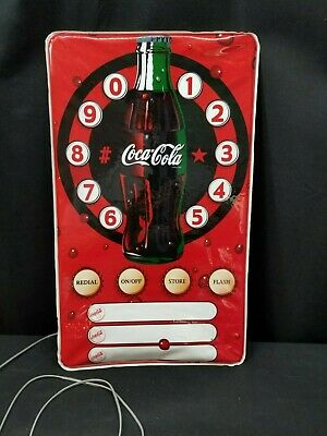 Coca-Cola, Coke Poster Speaker Phone
