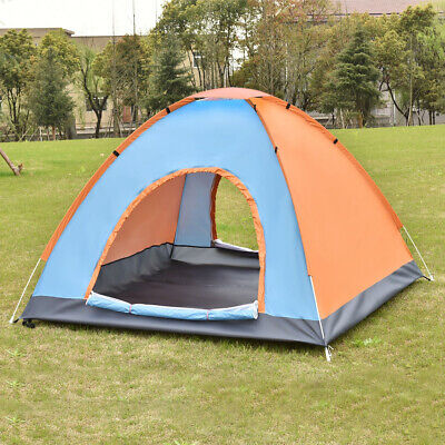 Picnic Hiking Large Tent Waterproof Camping Outdoor Activities Easy Quick Setup