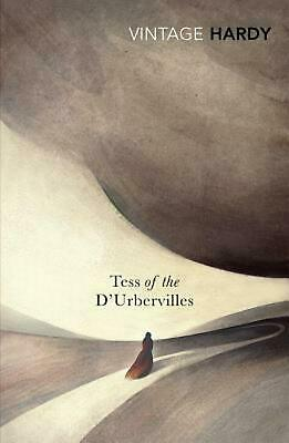 Tess of the D'Urbervilles by Thomas Hardy (English) Paperback Book Free Shipping