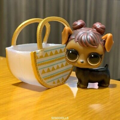"With Bag LOL Surprise LILS Makeover Series PUP IN THE WOODS ""Lil Pet"" Series 5"