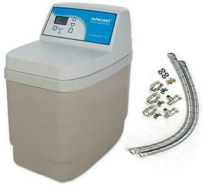Tapworks Ultra 9 EasyFlow Water Softener  with Free Universal Installation Kit
