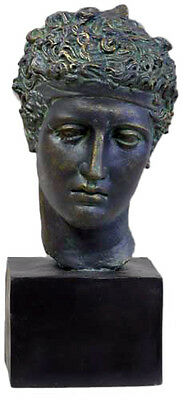 """Ancient Olympic Games Greek Athlete bust 20"""" Sculpture Replica Reproduction"""
