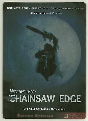 NEGATIVE HAPPY CHAINSAW EDGE - Takuji KITAMIRA - MAD ASIA