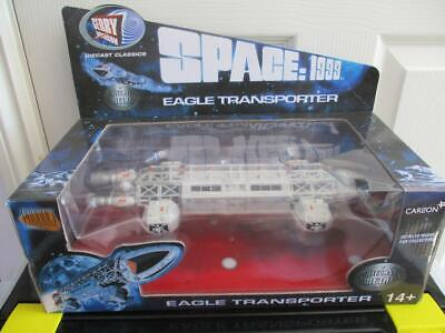 """Space 1999 : 12"""" Eagle Transporter Made By Product Enterprise In 2003"""