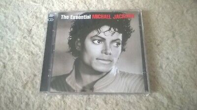 Michael Jackson ‎– The Essential 2 CD. EX The Jackson 5.