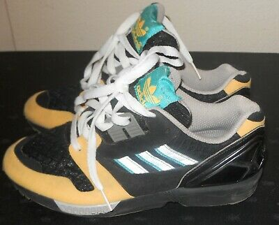 the latest 46e1c c85af ADIDAS TORSION ZX 8000 Men Size 5 Athletic Running Shoes