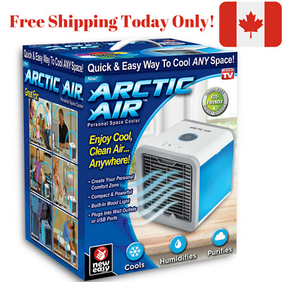 ARCTIC AIR - Portable in Home Evaporative Air Cooler, As Seen on TV! BRAND NEW