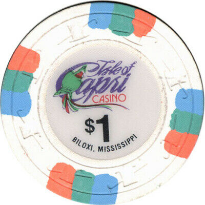 Isle of Capri Casino - $1 Casino Chip